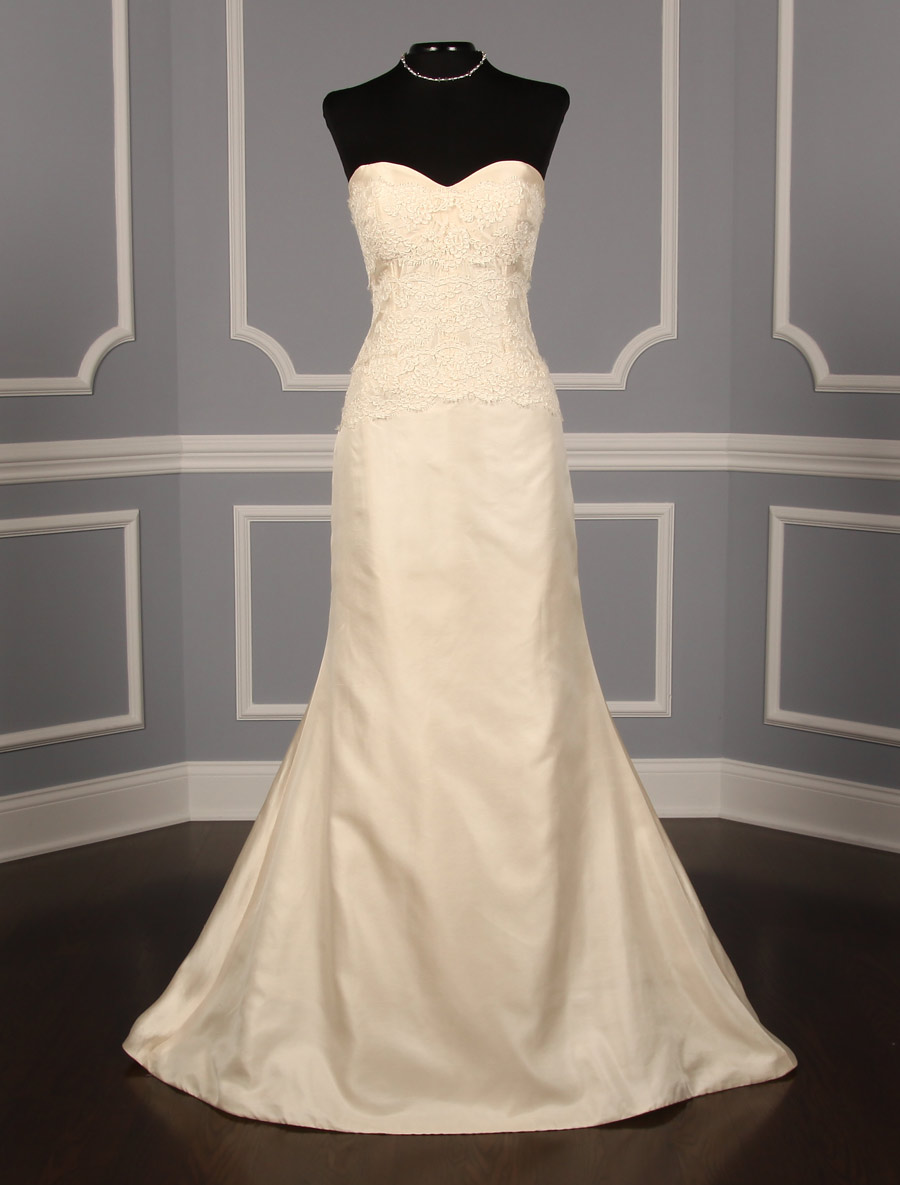 Anne Barge Morelle Wedding Dress La Fleur