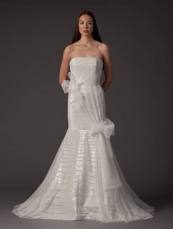 Angel Sanchez N8008 Wedding Dress