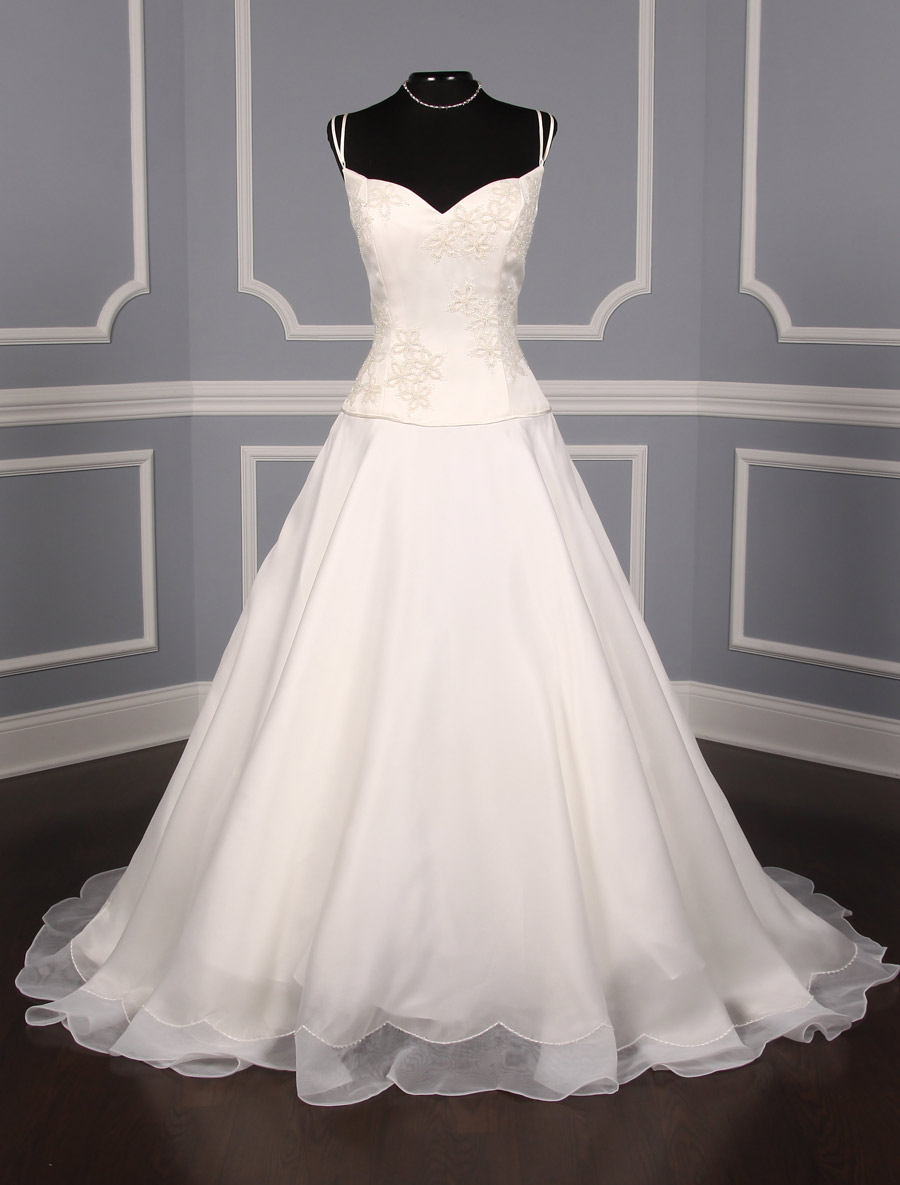 St. Pucchi Justine Z158 Wedding Dress