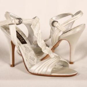 Badgley Mischka Dahlia Bridal Shoes